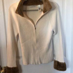 Crazy Horse Sweater szLg